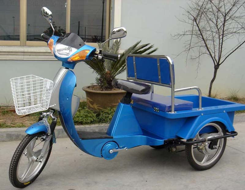 400w Electric Tricycle