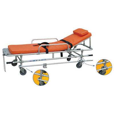 Alloy Ambulance Stretcher