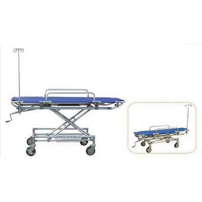 Alloy Emergency Bed