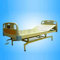 Manual Single Shake Bed