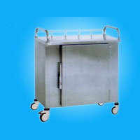 Sealing Aseptic Trolley