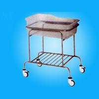 Steel Baby Bed