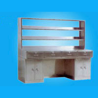 Steel Worktable