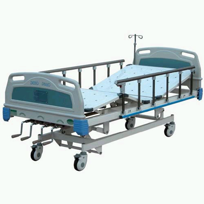 4- rocker Nursing Bed