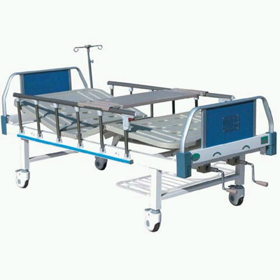 Plastic-steel Bed Head