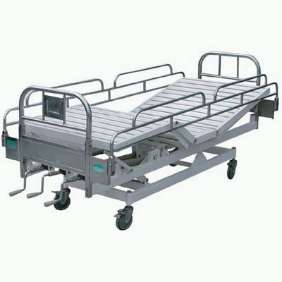 Steel Nursing Bed