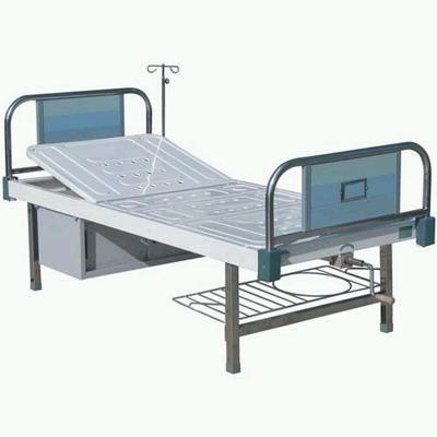 Aluminum-plastic Nursing Bed