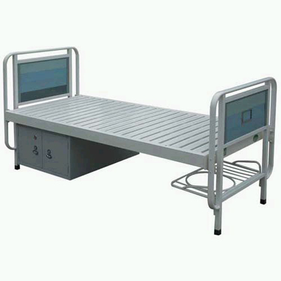 flat tube bed