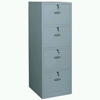 Steel Plastic-spray 4-drawer Cabinet