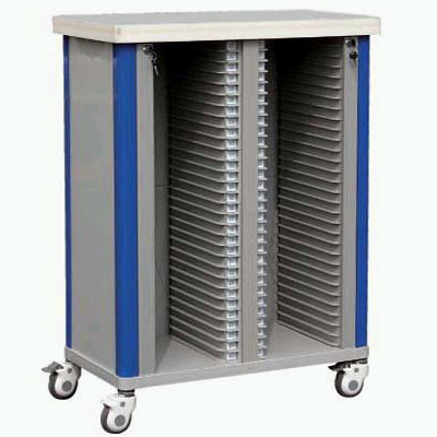 50-slot trolley