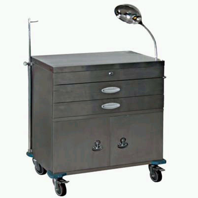 first aid  trolley