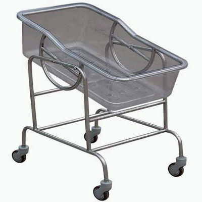 sloping baby trolley