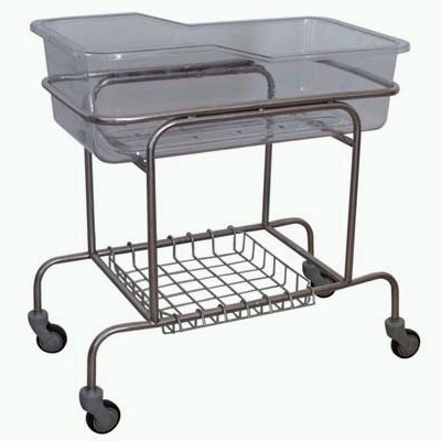 glass baby trolley