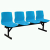Glass Reinforced Plastic Waiting Chair