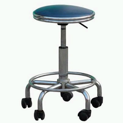Round Nursing Stool