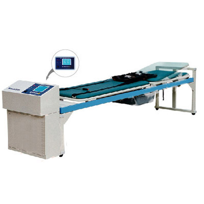 Vertebra Traction Bed