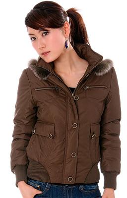 Lady's Charming Coat