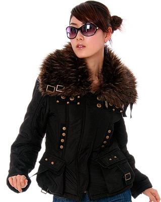 fashion Ladies Coat