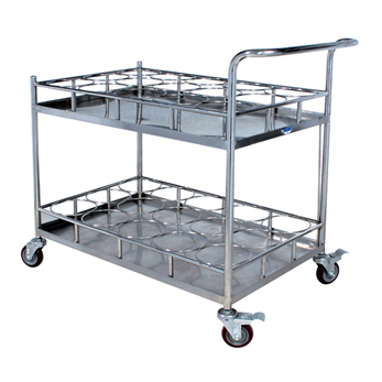 Double-Layer Trolley