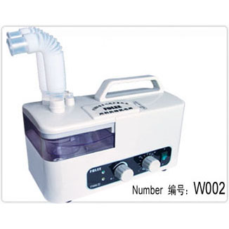 Multifunctional ultrasonic nebulizer (double head)