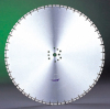 Wall Saw Blades - Laser Welded or Silver Brazed