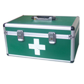 Fireproofing-board first-aid kit