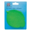 Leap shape sticky note with blister card
