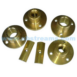 special brass flanges