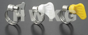Abrazaderas llave en mano diseño de 8mm