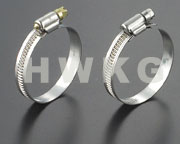 plastic hose clamp
