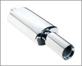 Muffler with Tip
