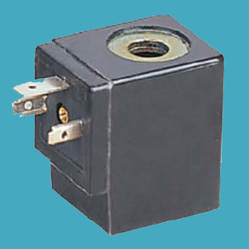 thermosetting type solenoid coil