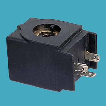 thermoplastic solenoid coils