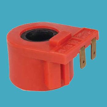 thermoplastic solenoid coils