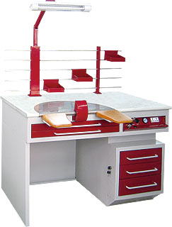 Dental Laboratory Table