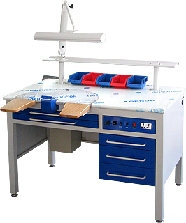 Dental Laboratory  Tables
