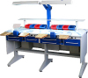 Dental Laboratory Table (double person)