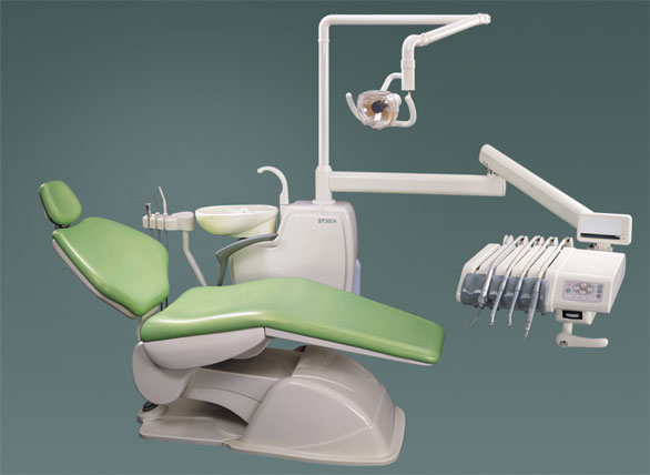 CONTROLLED  DENTAL UNIT
