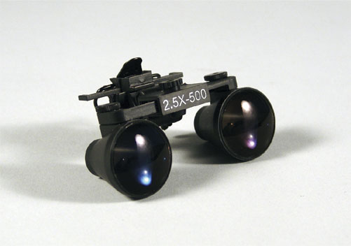 Clip on Loupes