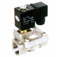 two position two way solenoid valve