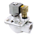 angle solenoid pulse valves