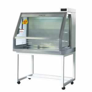 Biologically control cabinets