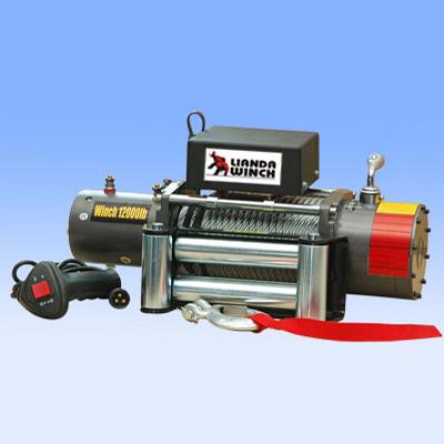 gear winch
