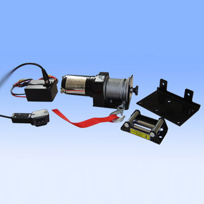 truck winches