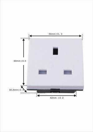 British/UK Power Socket