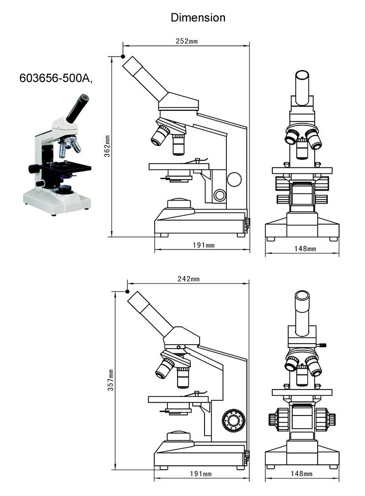 motic microscopes