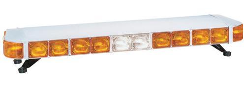 led police warning light