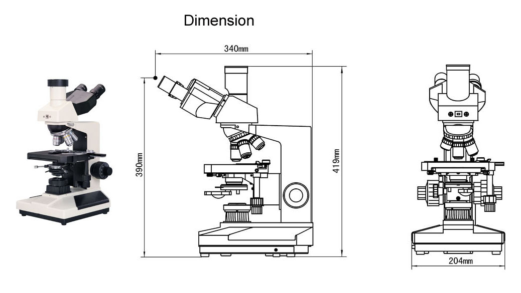 digital biological microscopes