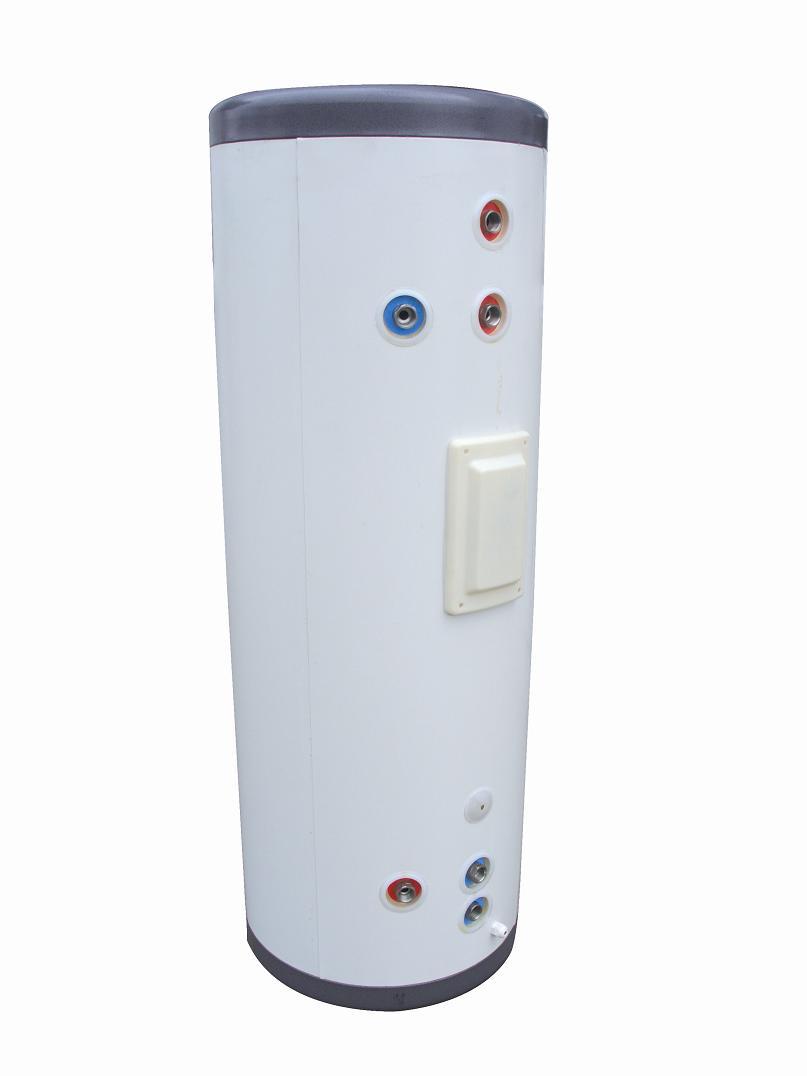 Бак-аккумулятор с двумя теплообменниками теплообменник регенеративные т 2