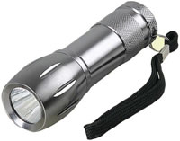 TLHFL-0609   1W/3WLED Flashlight